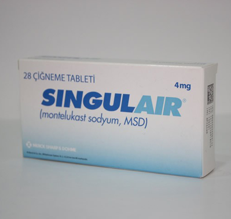 SINGULAIR 10 mg Filmtabletten Filmtabletten, 50 St
